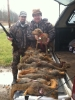 Great Hunt with Kevin Spencer and the best Squirrel Dog in the world