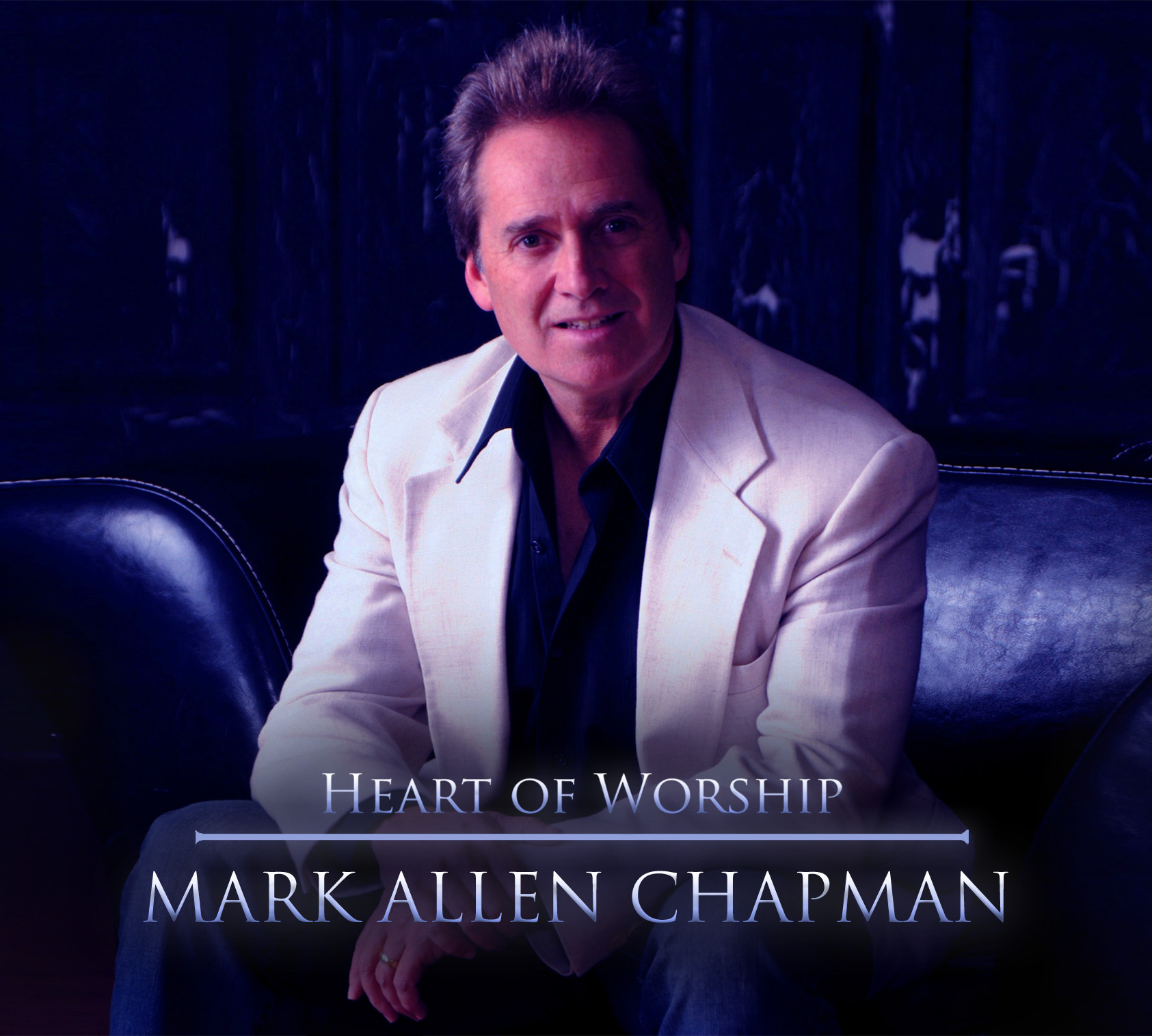 Heart of Worship CD by Mark Chapman